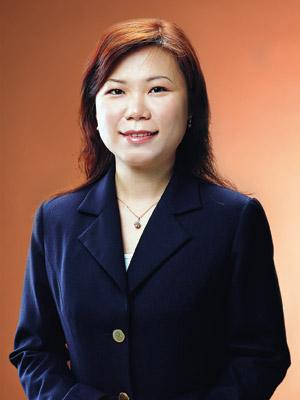 連惠玲肖像