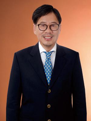 陳金洲肖像