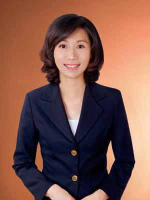 徐貞美肖像