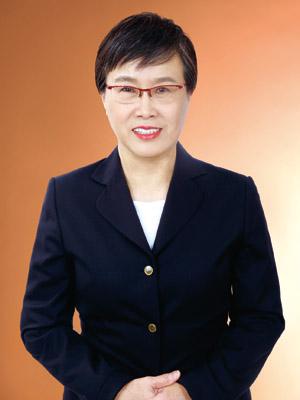 王懷慈肖像