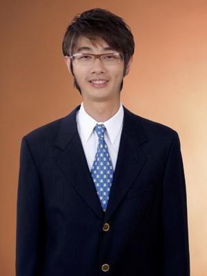 傅泓捷肖像