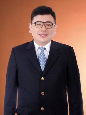 周平晏肖像