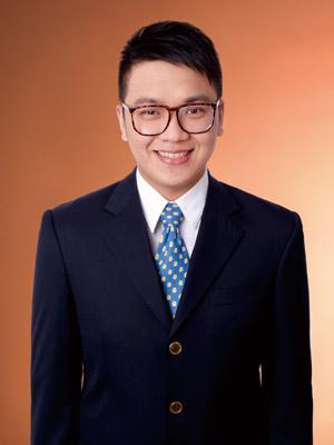 徐卓彬肖像