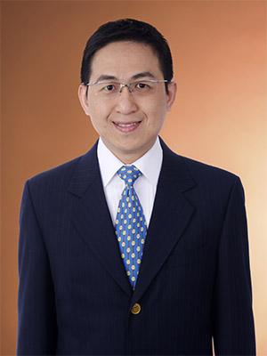 黃建霖肖像