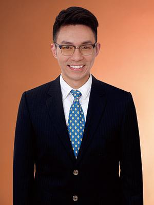 黃澤鈞肖像