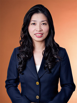 黃湘茹肖像