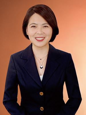 許梅香肖像