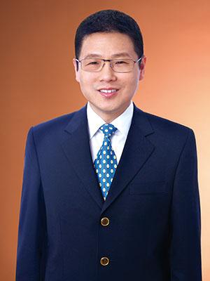 林文鵬肖像