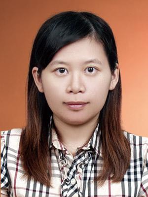 徐姳琀肖像