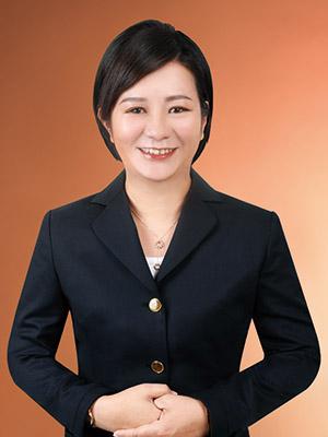 吳曉萍肖像