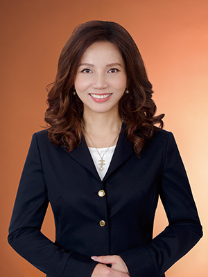 陳翠芳肖像