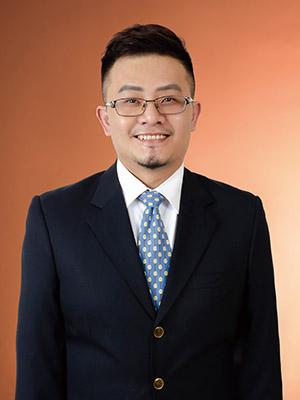 鄭志鴻肖像