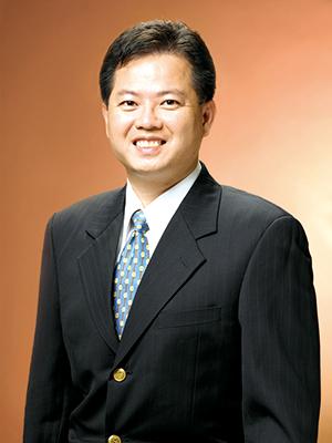 蔡明宏肖像