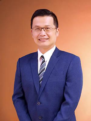 廖漢忠肖像