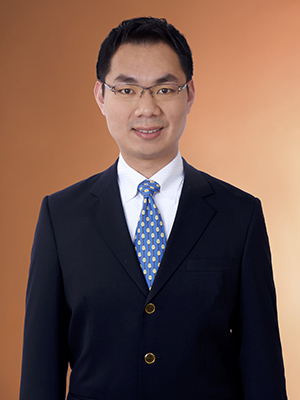 王晛光肖像