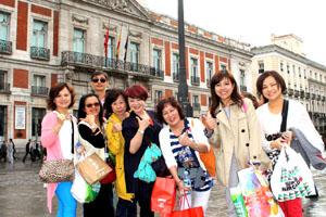 西班牙高峰會議合影-26
