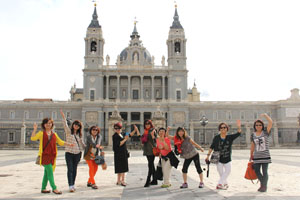 西班牙高峰會議合影-33