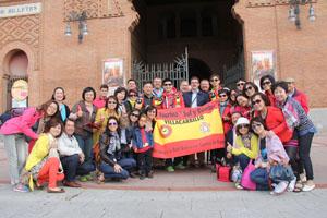 西班牙高峰會議合影-42
