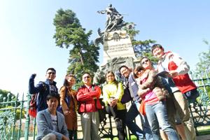 西班牙高峰會議合影-6