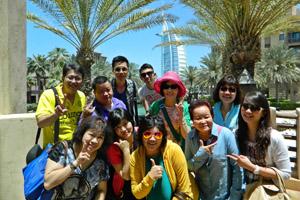 杜拜極峰會議合影-28