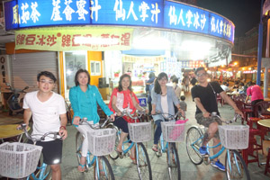 澎湖老街合影-3