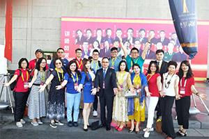 2018CMF年會於鄭州會展中心開心合影-1