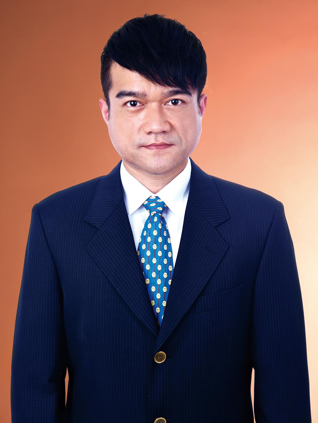 鄭天程肖像