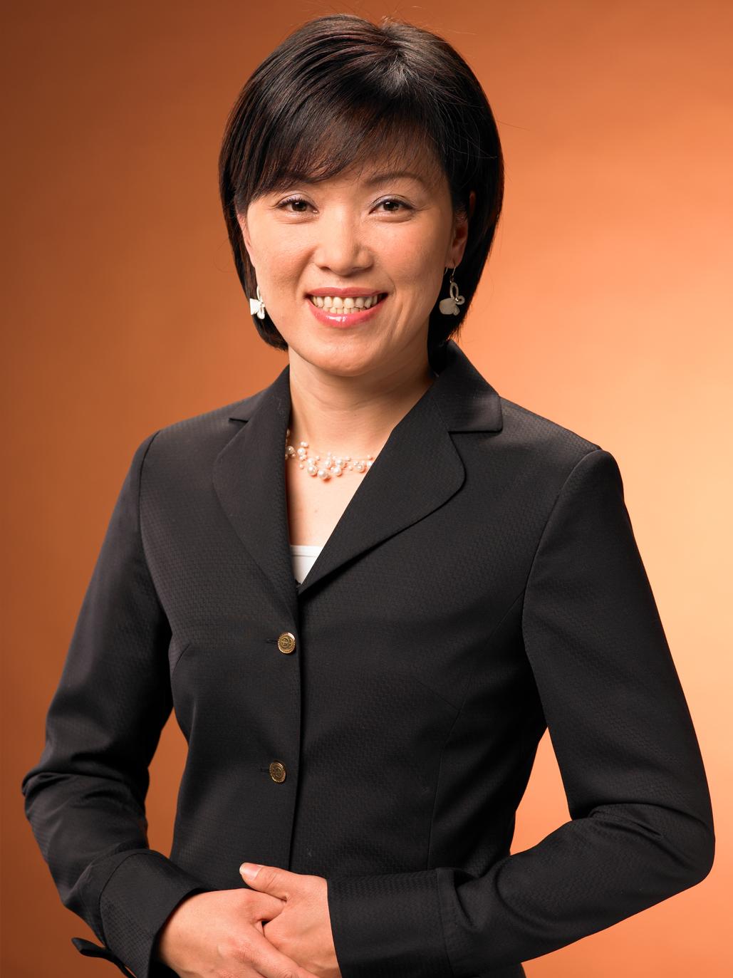 陳惠文肖像