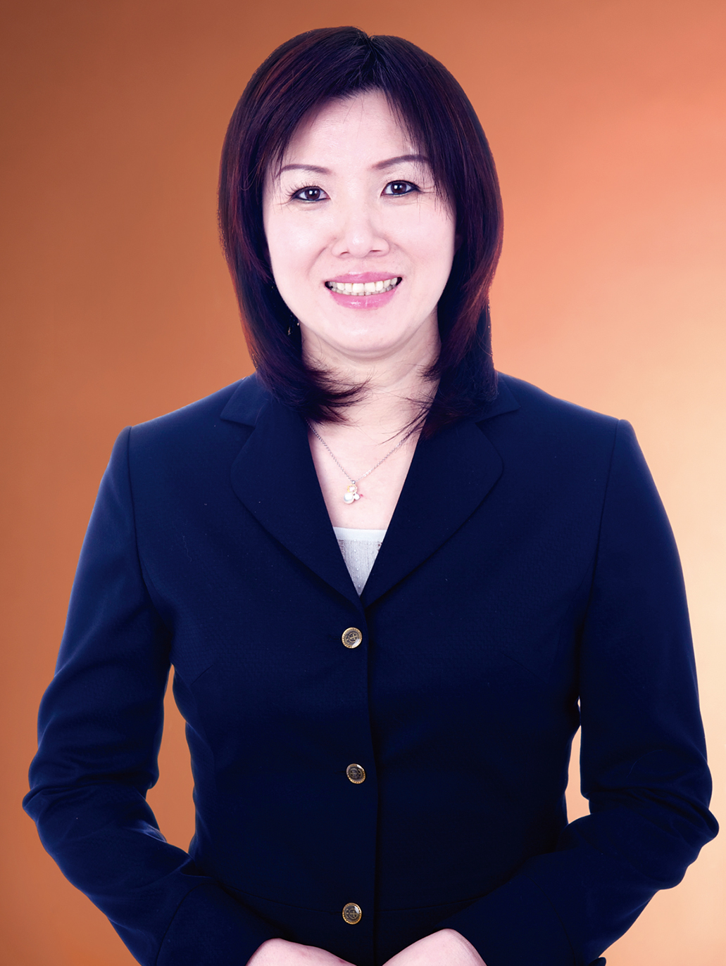 陳威琳肖像
