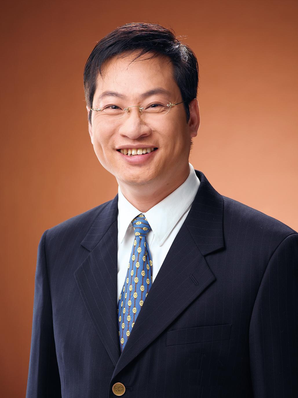 黃建華肖像
