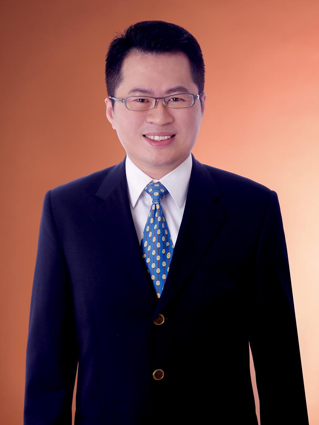 謝澤宇肖像