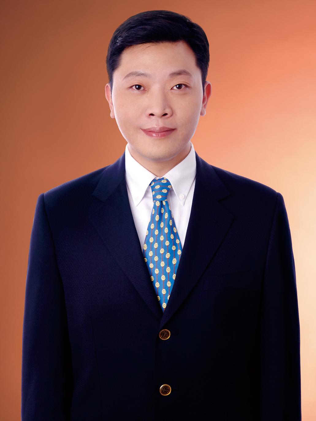 傅志文肖像