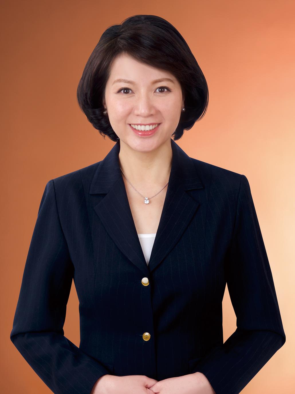 汪麗貞肖像