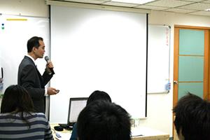 台灣大學財務金融學系企業參訪照片2