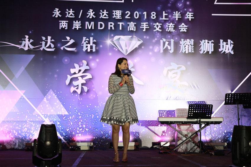台灣前三名分享-陳翠芳協理