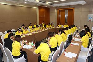小組研討2-關主世傑副總與景春籌備總監側拍
