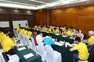 小組研討2-關主建華總監與文山總監側拍