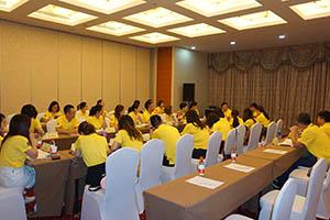 小組研討2-關主富民總監與貞萩總監側拍