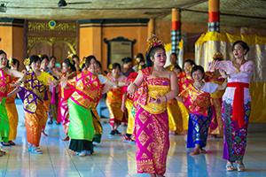 體驗峇里島舞蹈1