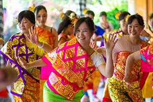 體驗峇里島舞蹈2