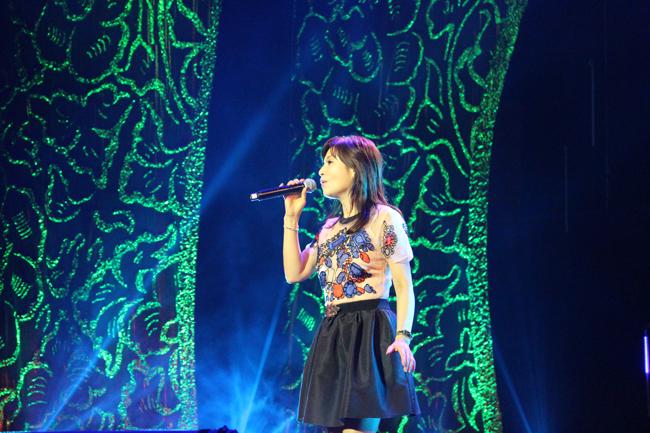 蔡秋鳳帶來經典老歌。