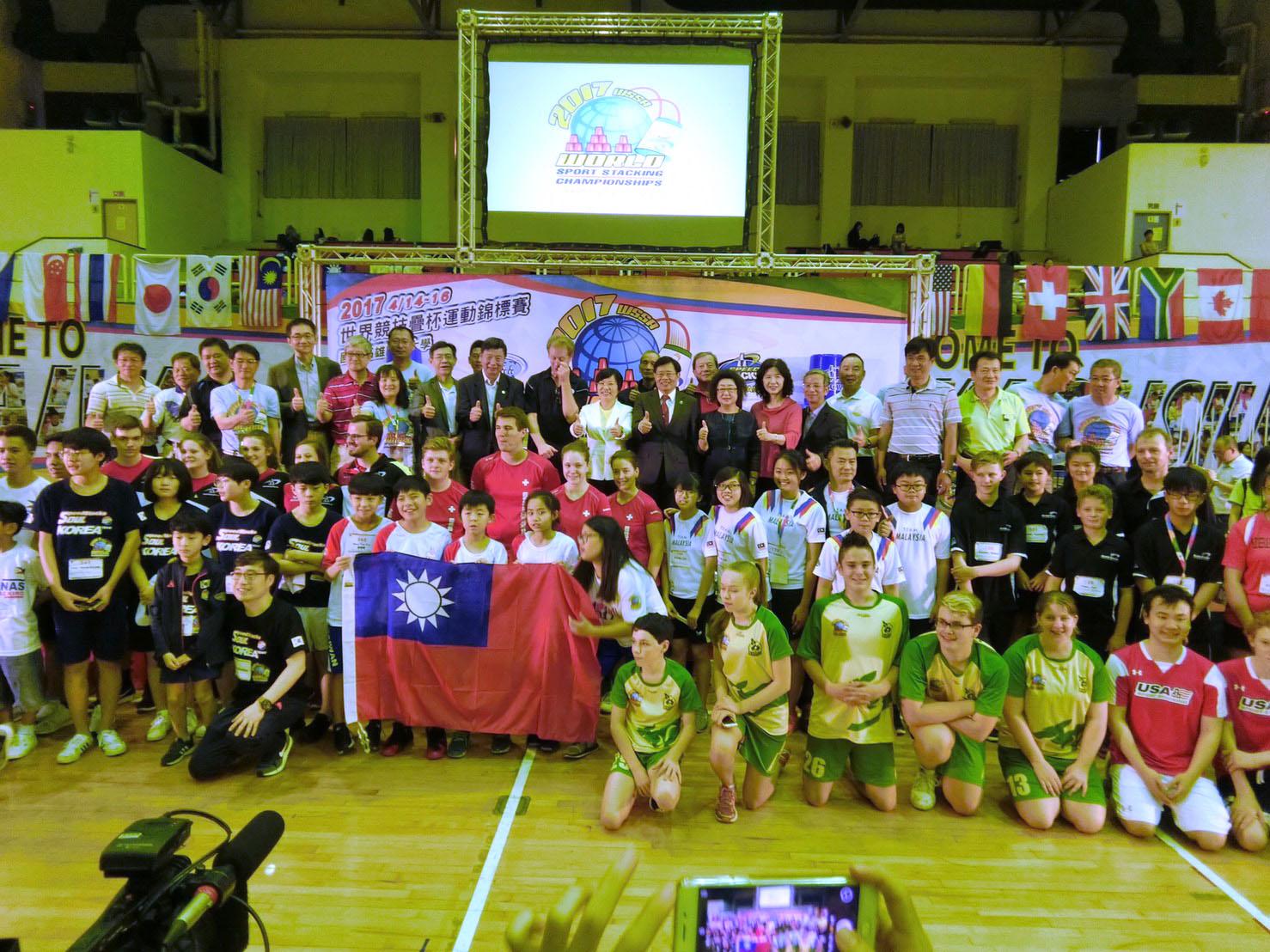 共有來自台灣、日本、韓國、英國、美國、加拿大、澳洲、紐西蘭、德國、俄羅斯、南非等20個國家、463名選手同場競技。