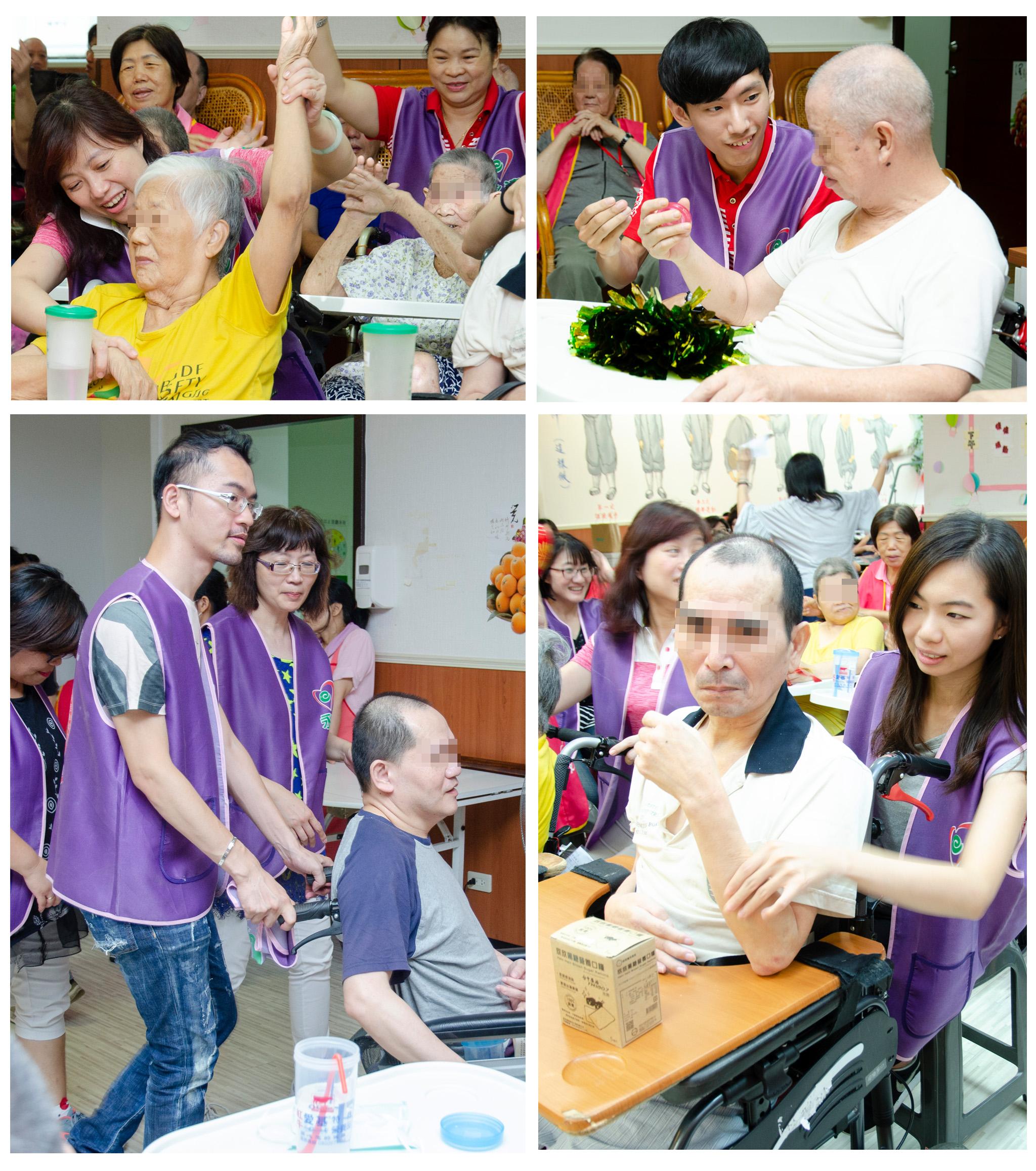 參與大手牽小手活動,志工們都覺得收穫滿滿。