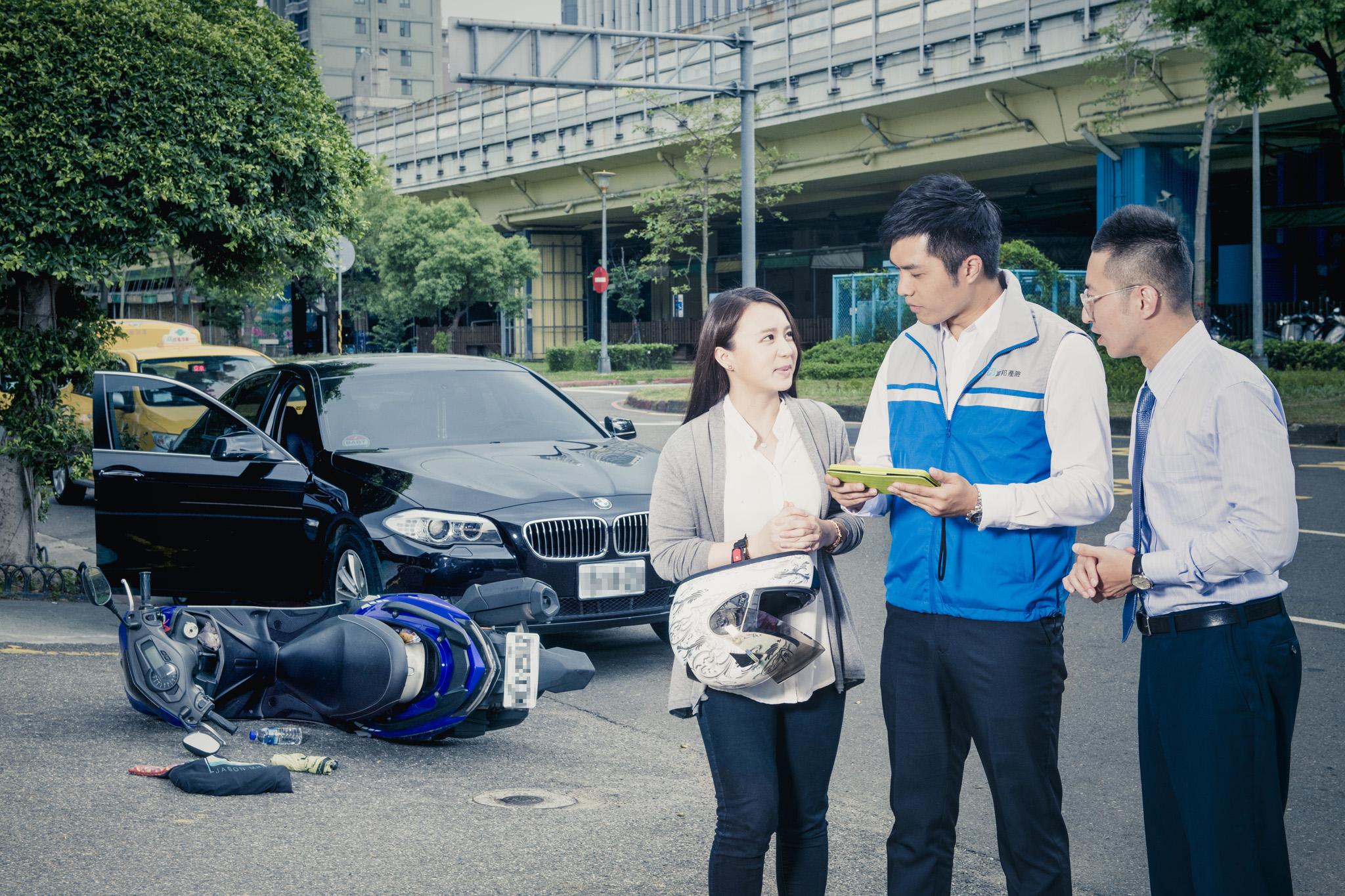 車主可考量汽車新舊、並根據個人經濟能力投保車險。