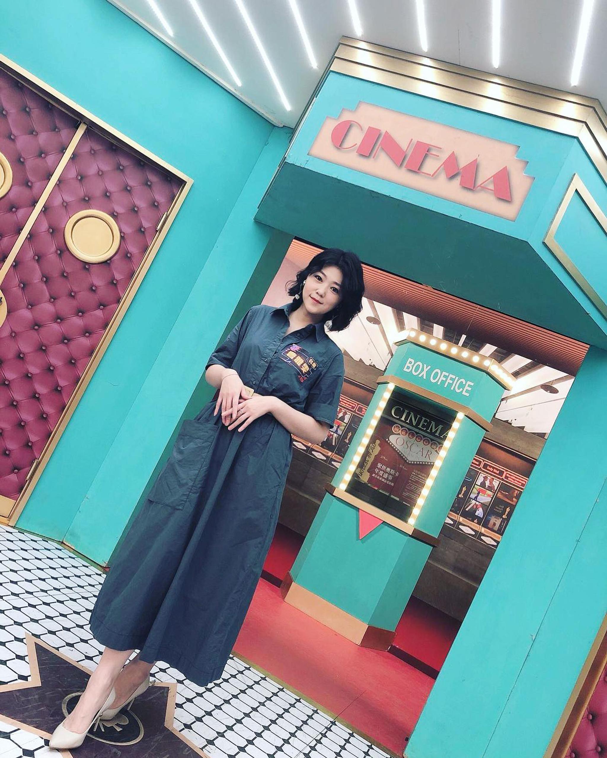 曹雅雯希望能將台語歌的演唱經驗傳承給更多人。